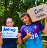 Fundo Social de Santana de Parnaíba entrega mais de 800 cestas para famílias em situação de vulnerabilidade