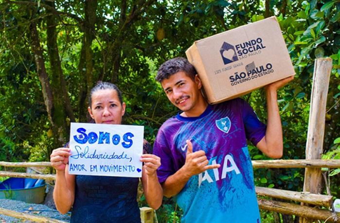 doação de 800 cesta em parnaiba 699