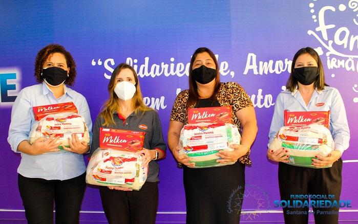 Katiana Silva, Fernanda Sequetto, Vanessa Ferreira e Luciana Costa (Crédito_ Jaqueline Avelar)