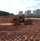 Barueri – Início das obras do Parque da Juventude, o maior espaço de lazer e de esportes de toda a região oeste da Grande São Paulo.