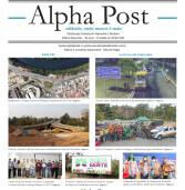 Alpha Post de agosto. Leia aqui!