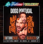 DIOGO PORTUGAL EM BARUERI