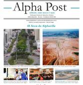 Alpha Post de setembro – Aniversário de Alphaville. Leia aqui!