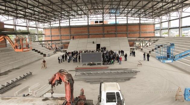 Barueri terá novo Complexo Esportivo com projeto inovador para várias modalidades